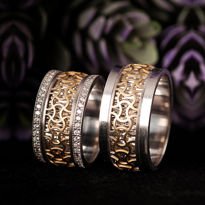 Nova Modeli Gümüş Alyans