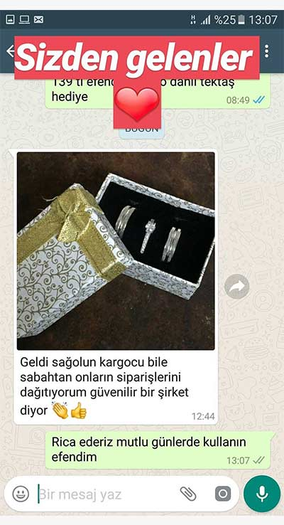 Gümüşcüm Şikayet